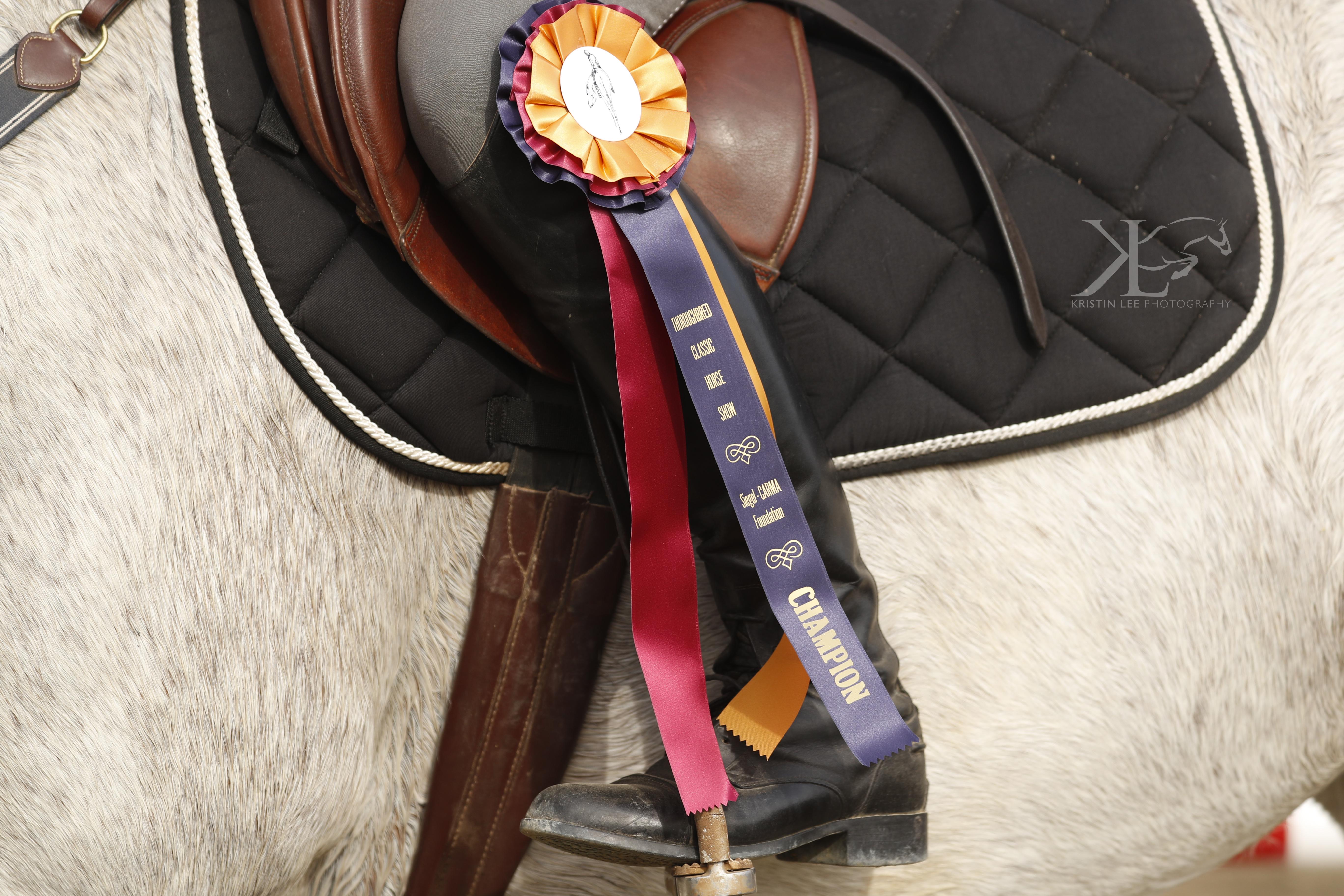 Thoroughbred Classic Horse Show Series Carma