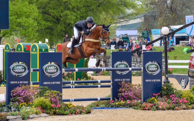Former SoCal Runner Competes at Land Rover Kentucky 3-Day Event